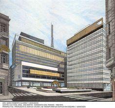El Plan Z Arquitectura: Mario Roberto Alvarez, Centro Cultural general San Martin