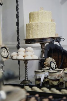 """Photo 25 of 34: Vintage Gothic Wedding / Wedding """"Till dEath do us part"""" 