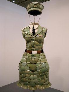 Li Xiaofeng soldier dress