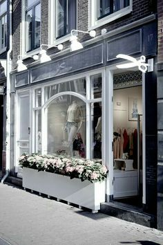 Trendy Ideas for flowers shop design store fronts signage