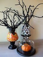 Another cute and simple Halloween craft!