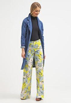 Benetton - Spodnie materiałowe - nude