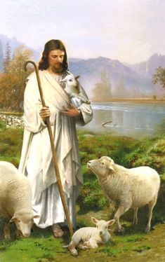 Jesus loves ALL of his sheep!
