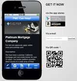 PMC Smartphone App - Download to Get Current Mortgage & Real Estate News, Rates, Guidelines, Resources, Events and Tips.