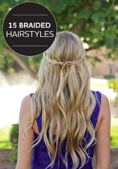Check out these must-try braided hairstyles!
