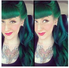 Love the color❤ Nikki Napalm!!!