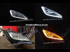 Hyundai new i20 Led Fog DRL