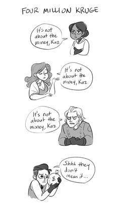 lunchbagmonster:   Six of Crows is an excellent...