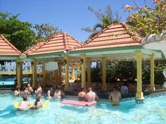 Jamacia I looove the swim up bar!! I want to go back :)