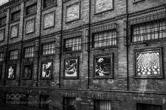Popular on 500px : Retratos na parede Sevilha 2016. by luizguillon