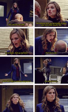 That scene was epically hilarious. #castle 5x14