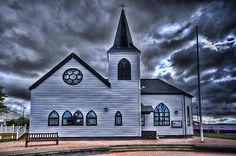 Norwegian Church Cardiff Bay - Photography by Steve Purnell