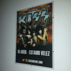 Kiss 40 Tour LATAM