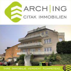 3 Zimmer Eigentumsweohnung (Galeriewohnung) mit Küche, Diele, Bad und 3 Balkonen in Hennef.