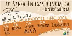 SAGRA ENOGASTRONOMICA  Controguerra http://ift.tt/2a78hyl