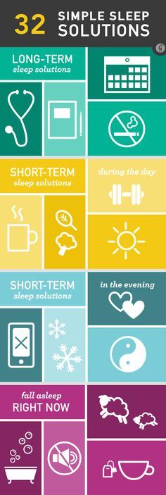 Action plan for sleepless nights!  Always make sleep a priority--your health and well-being depends on it.