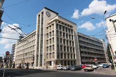 The Monopol Palace, Bucharest. Source: Google Bucharest, Palace, Dan, Multi Story Building, Street View, Memories, Google, Souvenirs, Palaces