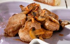 Τηγανιά με ψαρονέφρι και μανιτάρια - Συνταγές - Εύκολα & γρήγορα | γαστρονόμος
