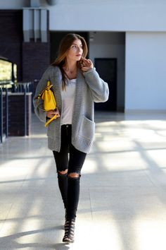 Oversized cardigan Womens clothing knit cardigan Cozy sweater for wife Girlfriend gift