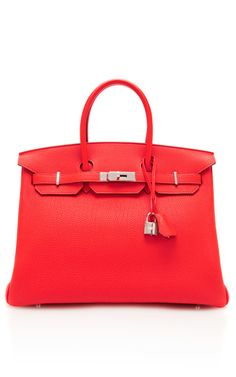 Hermes 35Cm Capucine Togo Leather Birkin for Preorder on Moda Operandi Hermes  Bags 231c72e817c
