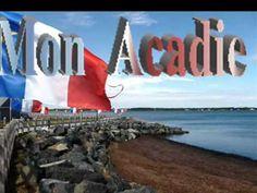 C'EST ÇA MON ACADIE - CAYOUCHE.wmv Acadie, Canada Travel, Nova Scotia, Ancestry, Genealogy, Photos, History, Usa, Nice
