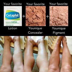 Need a little color?   Younique concealer pigments can help you!   https://www.youniqueproducts.com/MarykayBenson