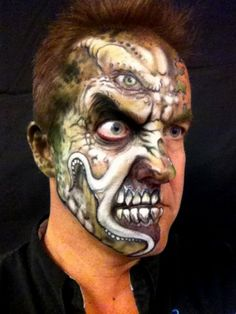 23 Best Halloween Face Painting images in 2017 | Halloween