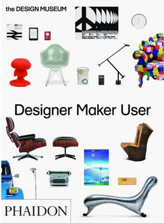 #Eames on the cover, #Eames in this: Designer Maker User is the official catalogue for the Design Museum's new permanent collection display. @hermanmiller @vitra @vitrahaus @hermanmillerbr @dwrpins