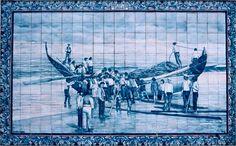 Aveiro e Cultura - Gaspar Albino www.prof2000.pt1024 × 634Pesquisar por imagens A arte de xávega, do árabe xabaka, é um aparelho de pesca de arrasto demersal que, na nossa costa, é lançado pelo barco de mar. Partindo da praia, desloca-se até à distância