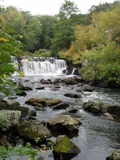 Indian Leap Falls, Norwich CT