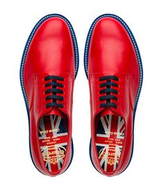 Church's Stratford Shoes for Olympics  http://www.facebook.com/DressShoesandSneaker  http://dressshoesandsneakers.tumblr.com/