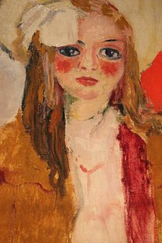 Kees van Dongen - Portrait of Dolly by janeymoffat, via Flickr