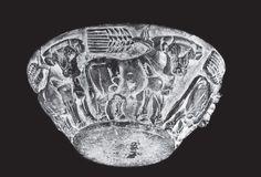 Каменная резная чаша из Ура. III тыс. до н. э.