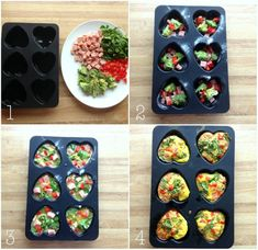 Linda Marie Stuhaug - Lidenskap for sunn mat og trening Green Kitchen, Healthy Living, Vegan Recipes, Clean Eating, Good Food, Salsa Verde, Food And Drink, Tasty, Snacks