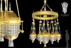Swarovski, Decorative Lighting, Led, Light Decorations, Luster, Austria, It Cast, Chandelier, Ceiling Lights
