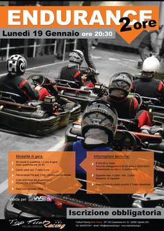 Endurance 2 ore Topfuel Racing Lunedì 19 gennaio 2015 #topfuelracing #endurance2hrs #kart #vignate