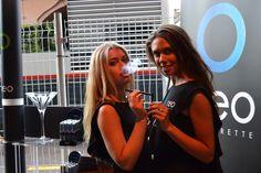 #NEO girls vaping at Stars N Bars