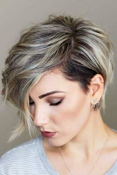 20 Latest Short Haircuts For Women Latest Short Hairstyles Latest Short Hairstyles, Short Pixie Haircuts, Pixie Hairstyles, Layered Hairstyles, Long Pixie Bob, Shaggy Pixie, Simple Hairstyles, Hairstyles 2018, Party Hairstyles