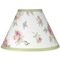 Riley's Roses Lamp Shade http://www.squidoo.com/kids-bedroom-decorating-ideas