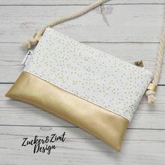 Taschen - Nähanleitung Umhängetasche & Clutch Nicky (... - ein Designerstück von Zucker-und-Zimt-Design bei DaWanda