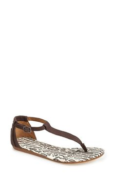 TOMS 'Playa' Canvas Thong Sandal (Women) available at #Nordstrom