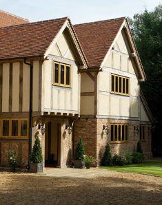 Border Oak - oak framed house