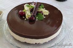 Bailey`s-kinuskikakku - Vaniljapullan keittiössä - Vuodatus.net Pudding, Desserts, Food, Tailgate Desserts, Deserts, Custard Pudding, Essen, Puddings, Postres