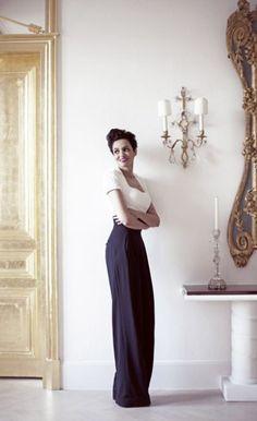 Farida Khelfa: Schiaparelli's new muse.