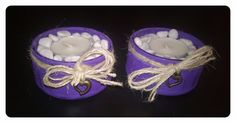 Candle Holder  Handmade Distressed painting DIY Tea light candles Chalk Paint GU pots