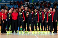 Despite steamrolling the Olympic tournament once again, Team USA always pushes…