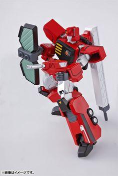 スーパーロボット超合金 氷竜・炎竜&ビッグオーダールーム 03