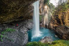 Schweizer Wasserfälle: Naturspektakel und Abkühlung im Sommer Zermatt, Les Cascades, Weekend Trips, Switzerland, Nature, Travel, Outdoor, Image, Beautiful