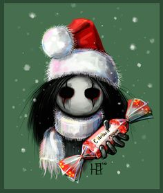 Merry Christmas andHappy New Year by Carhven on deviantART