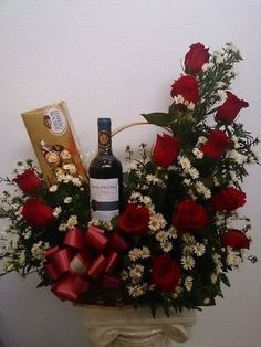 ~ Get OFF first purchase with Ultamate Rewards Credit Card. Don't miss out! Valentine Flower Arrangements, Rose Arrangements, Valentines Flowers, Christmas Arrangements, Deco Floral, Floral Design, Flower Designs, Beautiful Flowers, Christmas Wreaths